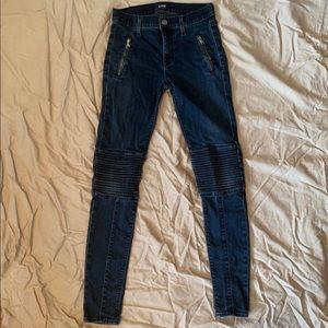 Hudson Jeans Stark Moto Pants